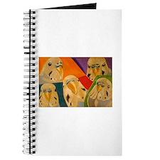 Budgerigar Parakeet Journal