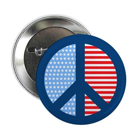 """Give Peace a Chance 2.25"""" Button"""