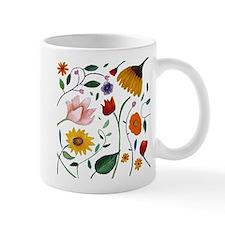 FLOWERS Small Mugs
