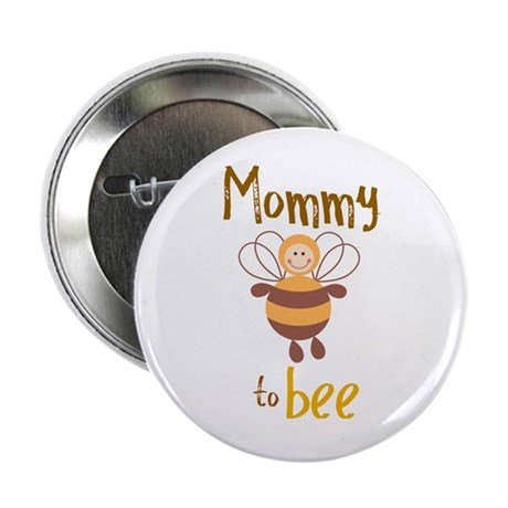 "Mommy to be 2.25"" Button"