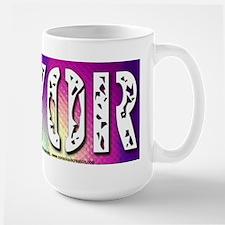 Create Own Reality Large Mug