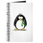 Green Ribbon Penguin Journal