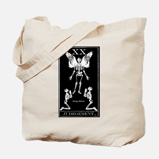 Unique Black metal Tote Bag