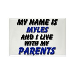 my name is myles and I live with my parents Rectan