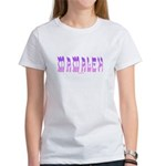 Mamaleh Jewish Mother Women's T-Shirt