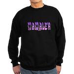 Mamaleh Jewish Mother Sweatshirt (dark)