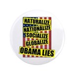 """Obamalize 3.5"""" Button"""