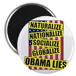 """Obamalize 2.25"""" Magnet (10 pack)"""
