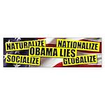 Obamalize Bumper Sticker (50 pk)