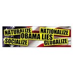 Obamalize Bumper Sticker