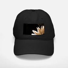 Sepia Toned C Sunflower Baseball Hat