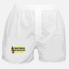 Hey Bartender Boxer Shorts