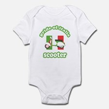 Vespa Pride of Italia Infant Bodysuit
