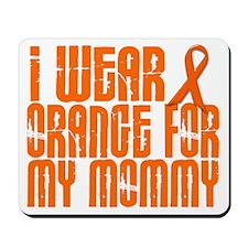 I Wear Orange For My Mommy 16 Mousepad