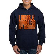 I Wear Orange For My Mommy 16 Hoody