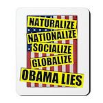 Obamalize Mousepad