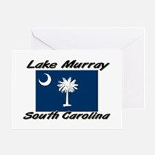 Lake Murray South Carolina Greeting Card