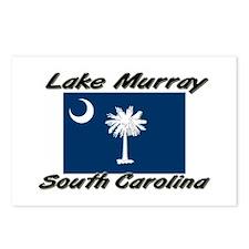 Lake Murray South Carolina Postcards (Package of 8