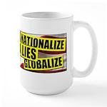 Obamalize Large Mug