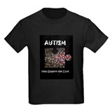 Mens autism shirts Kids T-shirts (Dark)