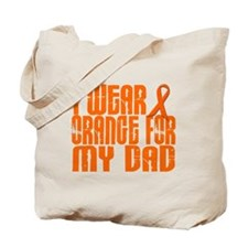I Wear Orange For My Dad 16 Tote Bag