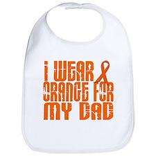 I Wear Orange For My Dad 16 Bib