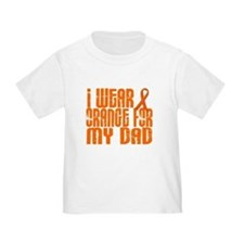 I Wear Orange For My Dad 16 T