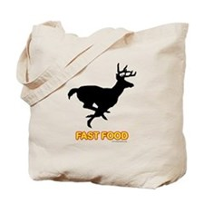 Fast Food... Tote Bag