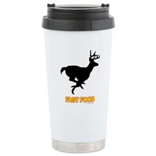 Fast Food... Thermos Mug