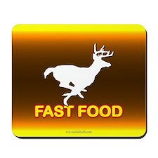 Fast Food... Mousepad