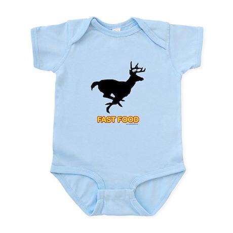 Fast Food... Infant Bodysuit