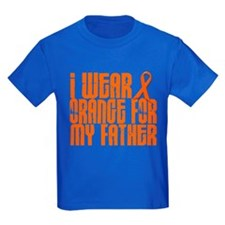 I Wear Orange For My Father 16 T