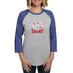 Melanoma Hero Girlfriend Fitted T-Shirt