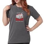 Melanoma Hero Girlfriend White T-Shirt