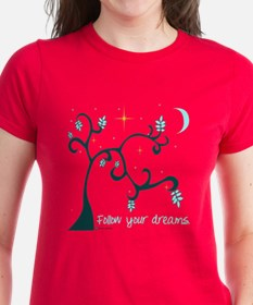 Into the Willows Tee