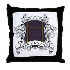 Pearson Tartan Shield Throw Pillow