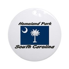 Homeland Park South Carolina Ornament (Round)