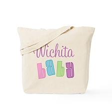Wichita Kansas Baby Tote Bag