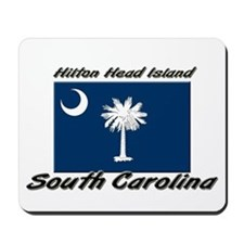 Hilton Head Island South Carolina Mousepad