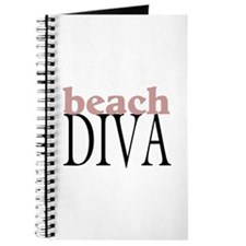 Beach Diva Journal