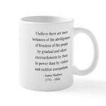 James Madison 8 Mug