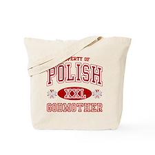 Polish Godmother Tote Bag