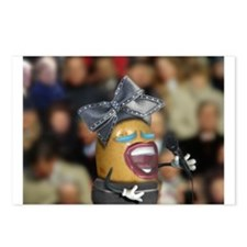 Unique Spuds Postcards (Package of 8)