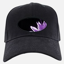 Purple Corner Sunflower Baseball Hat