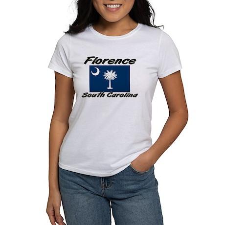Florence South Carolina Women's T-Shirt
