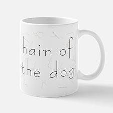 Look close, it's Dog Hair - Mug