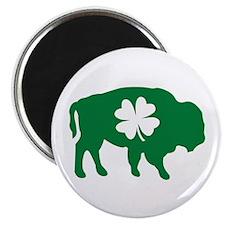 Buffalo Clover Magnet