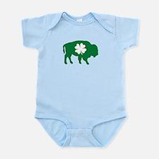 Buffalo Clover Infant Bodysuit