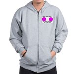 CHECK YOUR BOOBS... Zip Hoodie