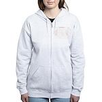 AWARENESS Women's Zip Hoodie